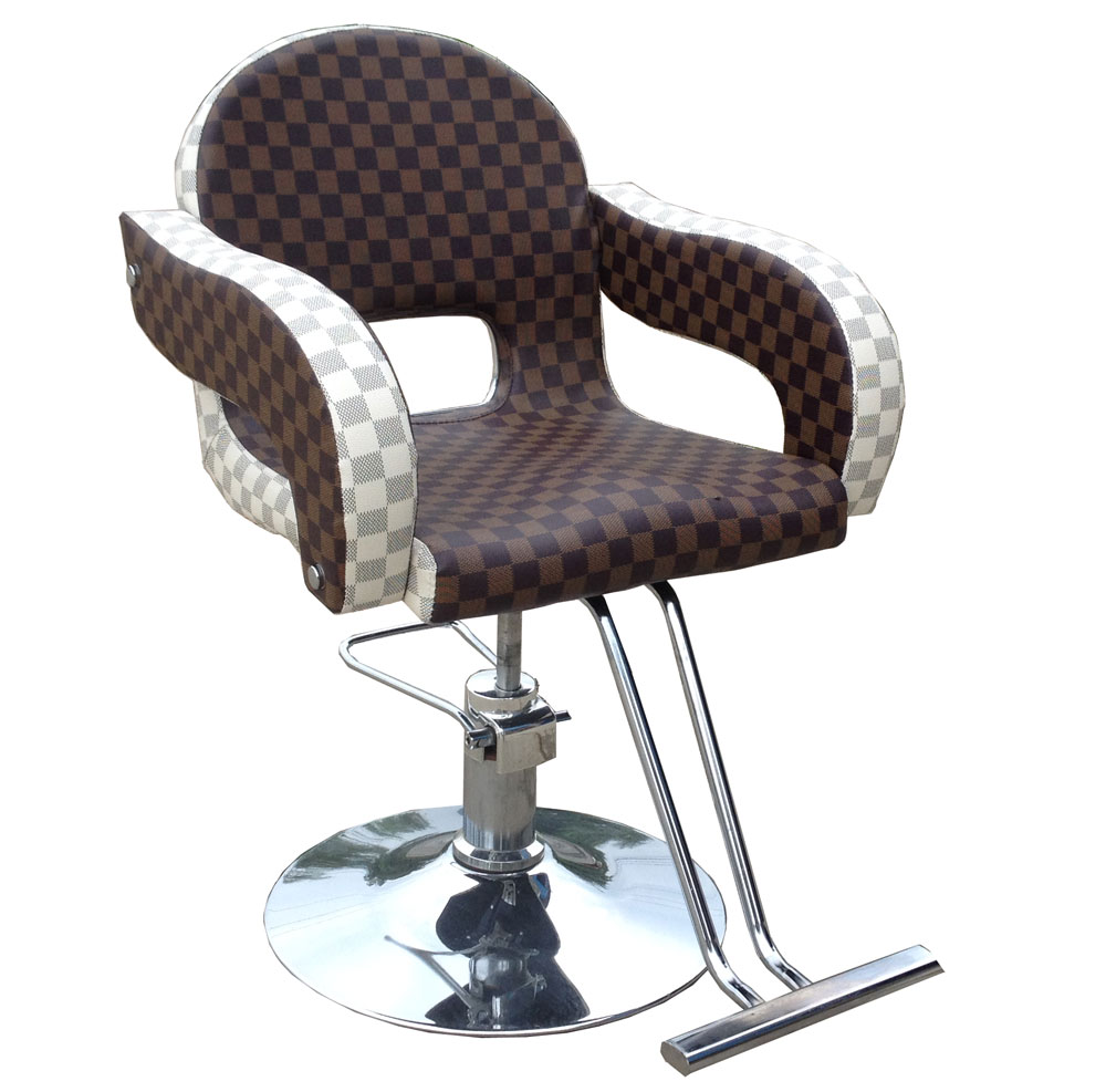 Hairdressing Fashion Barber Chair. Hair Salons Haircut Stool. Hydraulic  Chairs. Rotating Lifting Chair 865 B In Barber Chairs From Furniture On ...