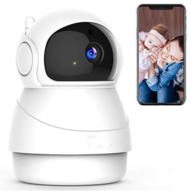 Home Security IP Camera Photo Cam 360 View Wireless Camera Mini 2MP Night Vision Dome WiFi CCTV Camera baby Monitor HD 1080P