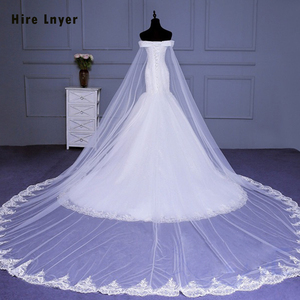 Image 3 - Hire Lnyer New Design Slim Elegant China Bridal Gowns Mariage Appliques Beading Sequins Mermaid Wedding Dress Aliexpress Login