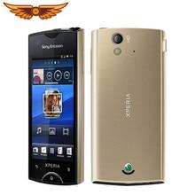 Ontgrendeld Originele Sony Ericsson Xperia Ray ST18i Mobiele Telefoon Gps Wifi 8MP Android Smartphone Bar Telefoon Beste
