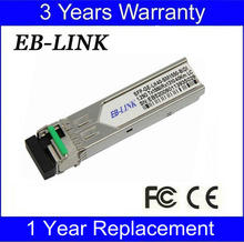 For Cisco Compatible GLC-BX-D40,TX1550/RX1310nm 1.25G 40km BIDI SFP Transceiver module