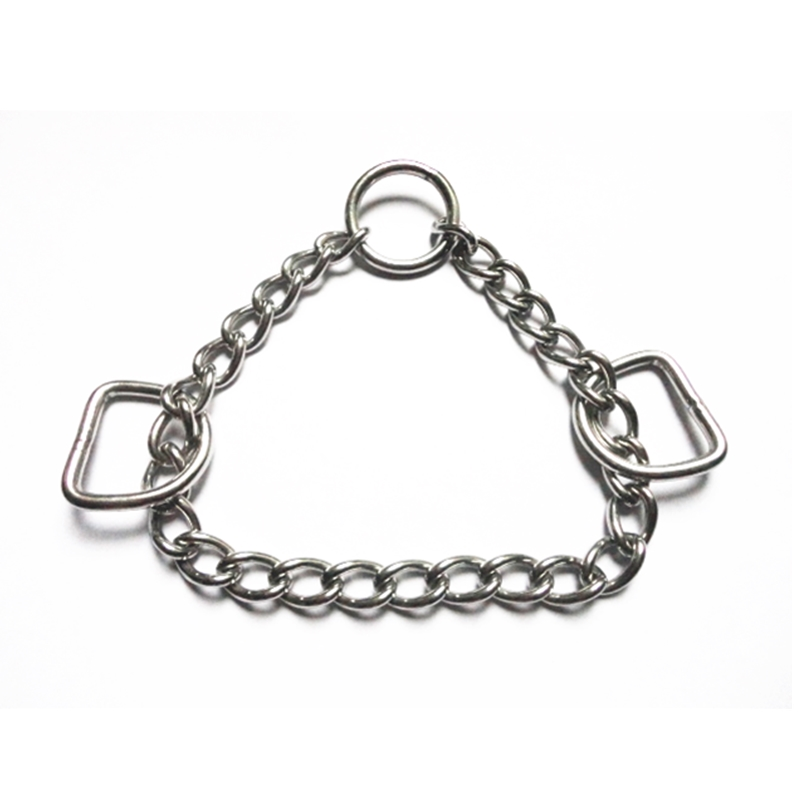 40Pieces Per Pack Dog Collar Chain Control Neck Tough Collar Accessory Adjustable