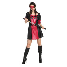 Family Matching Masked Knight Deadpool Hero Halloween Costume Cosplay