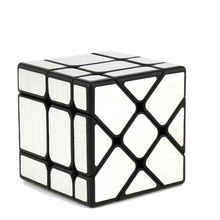 MoYu Mofangjiaoshi Cubing Classroom Fisher Mirror Funny Twisted Magic Cube Puzzle Toy for Children Cubo Magico