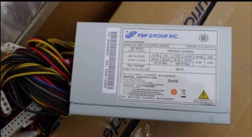 Fsp500-60wsa 500 Вт сервер башня рабочего питания двойной 8pin ...