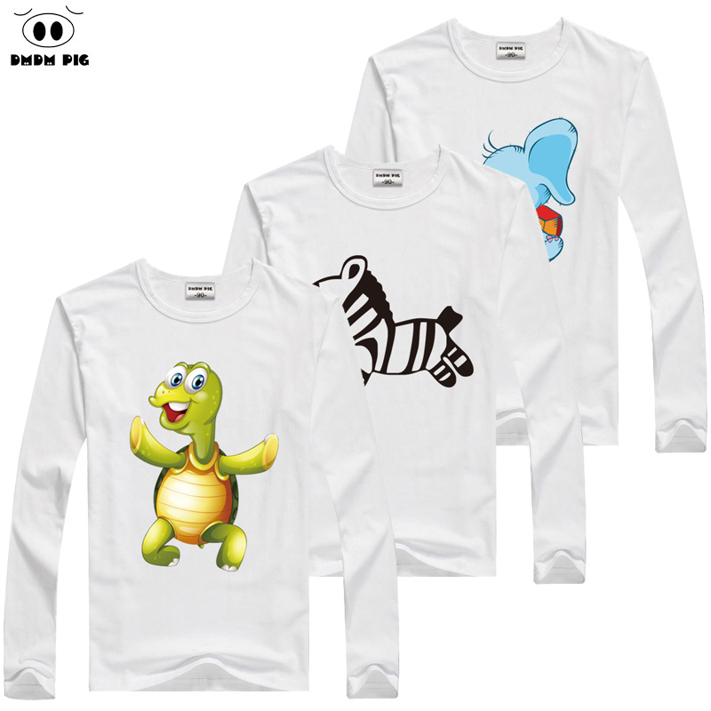New Baby Boy Girl Clothes Kids Clothes Long Sleeve T Shirt Toddler Girl Clothing Children's Clothing Boy T Shirts For Boys Girls