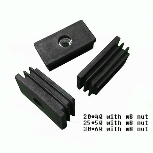 4/x M8/soporte de ajuste est/ándar con un M8/x 50/mm en una 25/mm pie