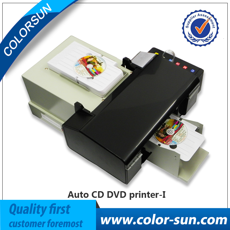 High quality automatic pvc id card printer plus 51pcs pvc tray for pvc card printing on hot sales for epson l800 high speed cd card automatic printer pvc id card printer export version with 51pcs pvc tray for pvc card