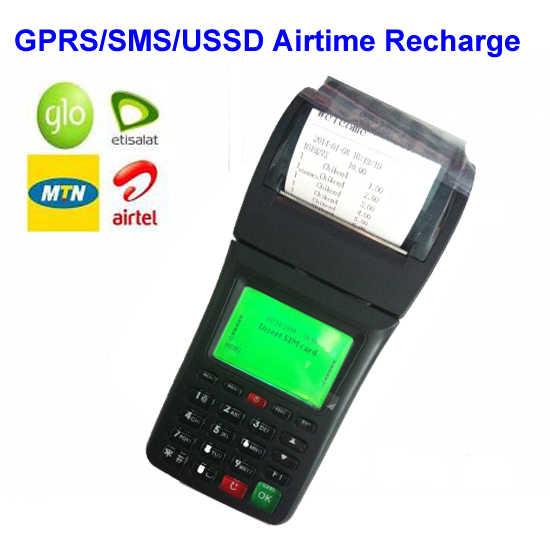 Goodcom GSM GPRS/SMS Airtime recharge pos printer for Mobile