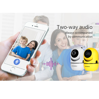 INQMEGA 720P/1080P Cloud Wireless IP Camera Intelligent Auto Tracking Of Human Home Security Surveillance CCTV Network Wifi Cam 1