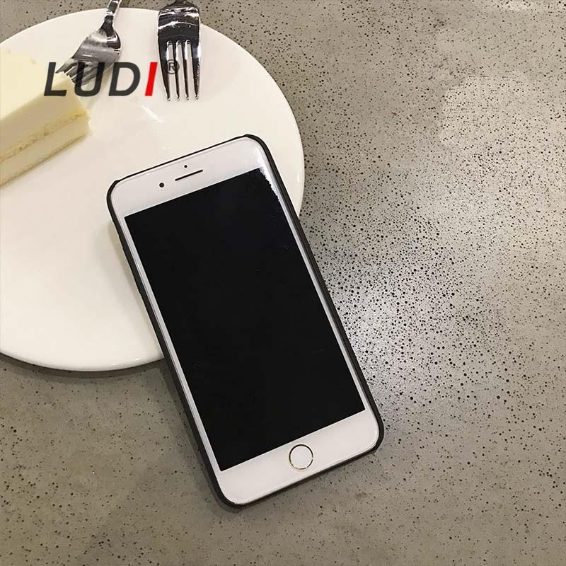 LUDI Pretty Glitter Golden Meteor Falling Soft Case för iPhone7 8 X - Reservdelar och tillbehör för mobiltelefoner - Foto 5