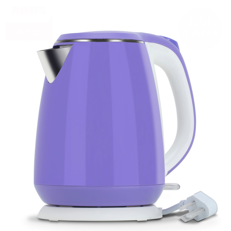 Electric kettle of household electric 304 stainless steel boiling tea heat preservation eupa household electric kettle 304 stainless steel heat electric boiled tea kettle tsk 3170c