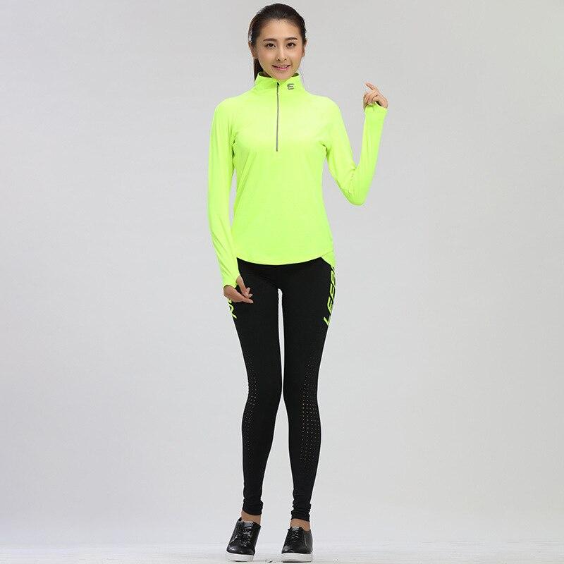 Podzimní zimní milenci Muži Ženy Fitness obleky Rychleschnoucí - Sportovní oblečení a doplňky - Fotografie 3