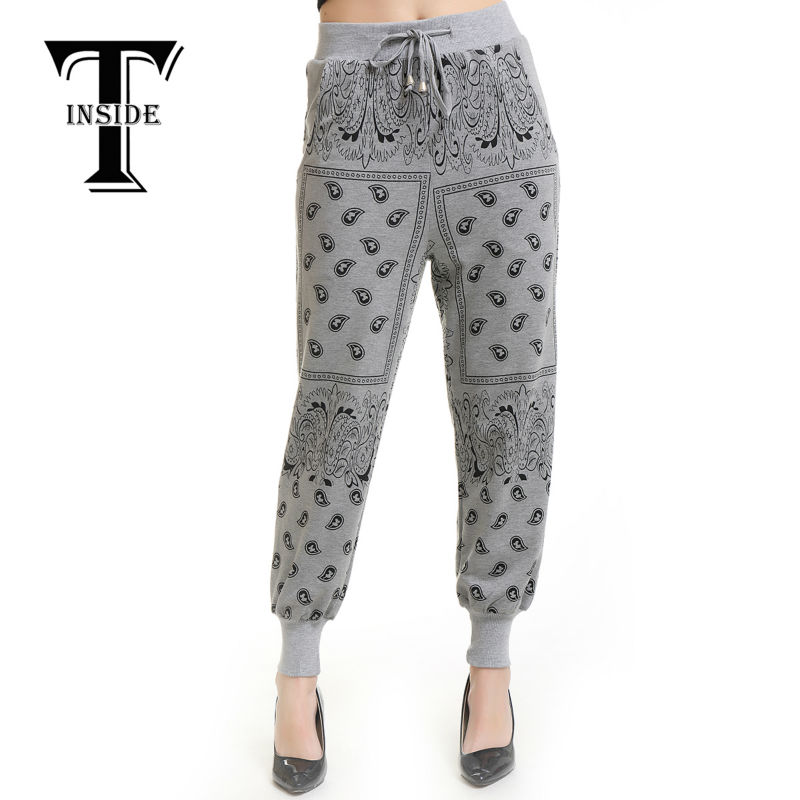 T-inside247 2018 Summer Trousers For Women Elmer Mr Wonderful Shose Women Joggers Women Fake Designer Clothes Pants Female