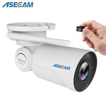 Новый супер HD Wi-Fi 1080 P IP Камера Беспроводной h.265 imx323 Открытый PTZ автоматического зум 2,8 ~ 12 мм объектив с переменным фокусным расстоянием P2P видеонаблюдения пуля