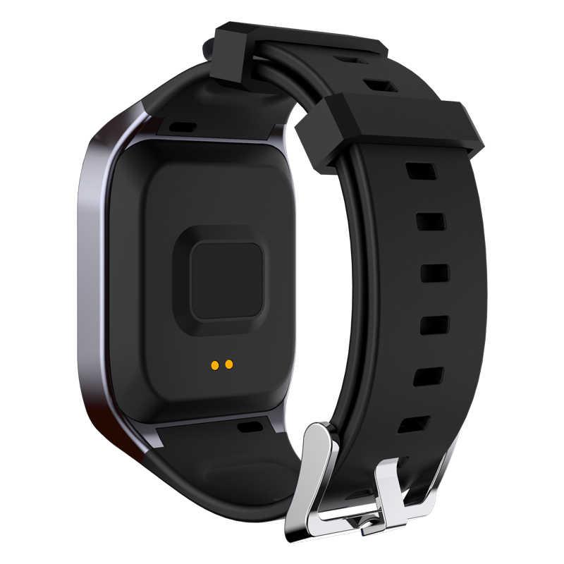 KY117 VS KSS901 pasek do inteligentnej bransoletki z pulsometrem Monitor ciśnienia krwi ppg opaska monitorująca aktywność fizyczną smartwatch na rękę Andriod IOS
