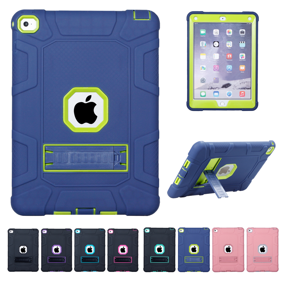 Custodia Heavy Duty per iPad Air 2 Kids Resistente agli urti Supporto - Accessori per tablet