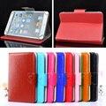 Для Vexia Молнии tab 7i/Vexia Выиграть Tab 7 Защитная кожа кожного покрова case Для 7.0 дюймов Универсальный планшетный case Принципиально Coque + Пленка