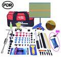 PDR Tools Kit DIY Entfernen Dent Ausbeulen ohne Reparatur Werkzeug Auto Dent Remover Reverse Hammer Richt Ziehen Dellen Instrumente-in Handwerkzeug-Sets aus Werkzeug bei