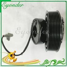 A/C AC Compressor de Ar Condicionado Embreagem Eletromagnética Magnético para TOYOTA HILUX TGN16R 2.7 Gasolina 88310-0K131 88310-0K132