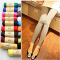 Spring Summer NEW Fashion Women's Sexy Stretchy Skinny Cotton High Waist Leggings Pants