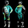 2016, párrafo 360 Series todoterreno compite con los juegos de ropa jersey trajes sitio MX off-road pantalones Camisetas