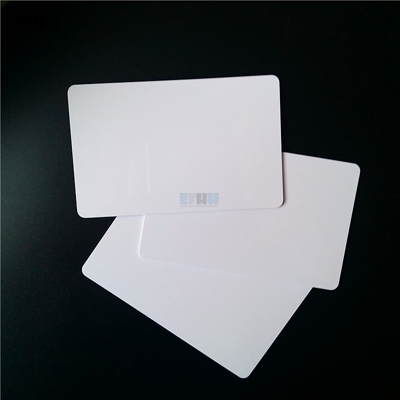 цена 13.5MHZ UID Changeable MF S50 1K Standard NFC Card FM11RF08 MF1 S50 Clone Copy Backup Rewritable RFID Card Chinese Magic Card