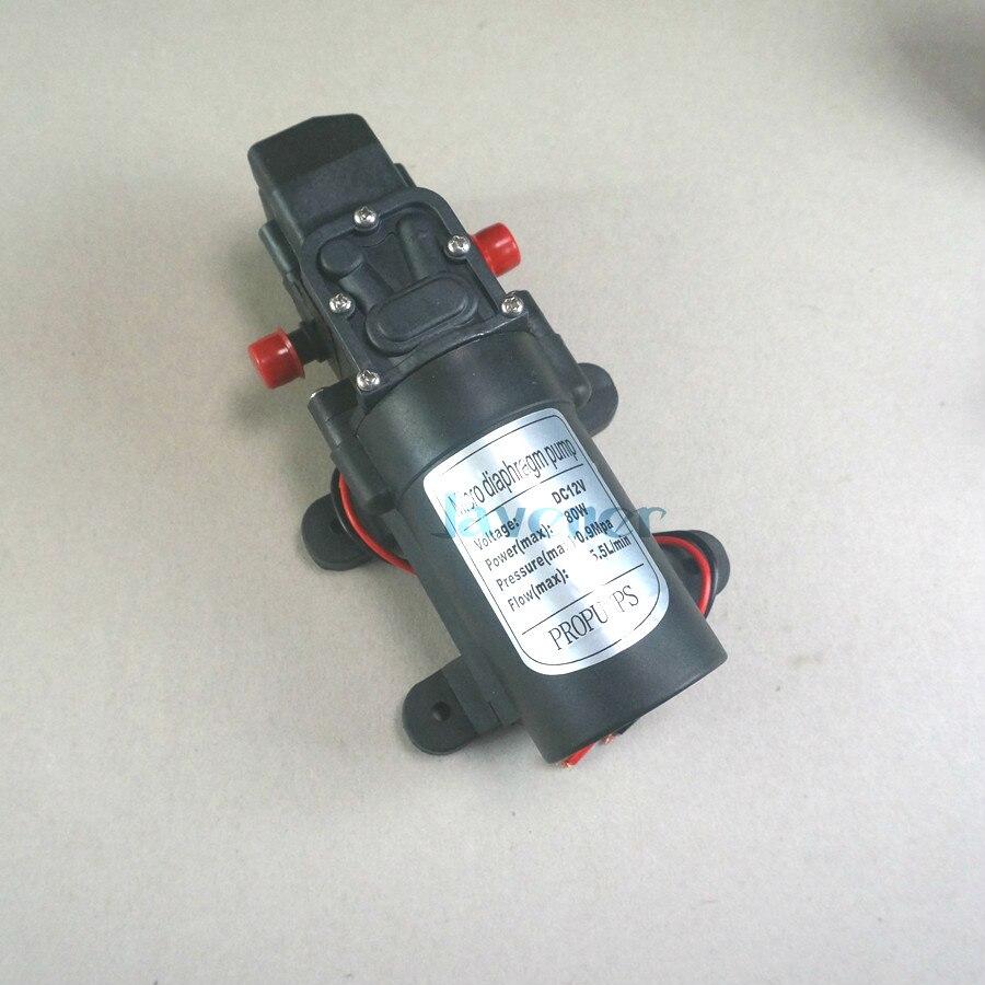 GüNstig Einkaufen Dc 12 V 80 Watt Micro Membran Wasserpumpe Selbstansaugende Druckerhöhungspumpe Automatische Schalter 330l/h Y7 Pumpen