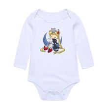 2017 Summer Newborn Girls Clothes Short Sleeve Rompers Sailor Moon Chibi Baby Costume Jumpsuits Infant 100  sc 1 st  AliExpress.com & Popular Sailor Chibi Moon Costume-Buy Cheap Sailor Chibi Moon ...
