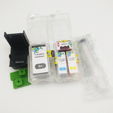 vilaxh PG-510 CL-511 Smart Cartridge Refill kit For Canon PG510 PG 510 CL511 Pixma MP280 MP480 MP240 MP250 MP260 MP270