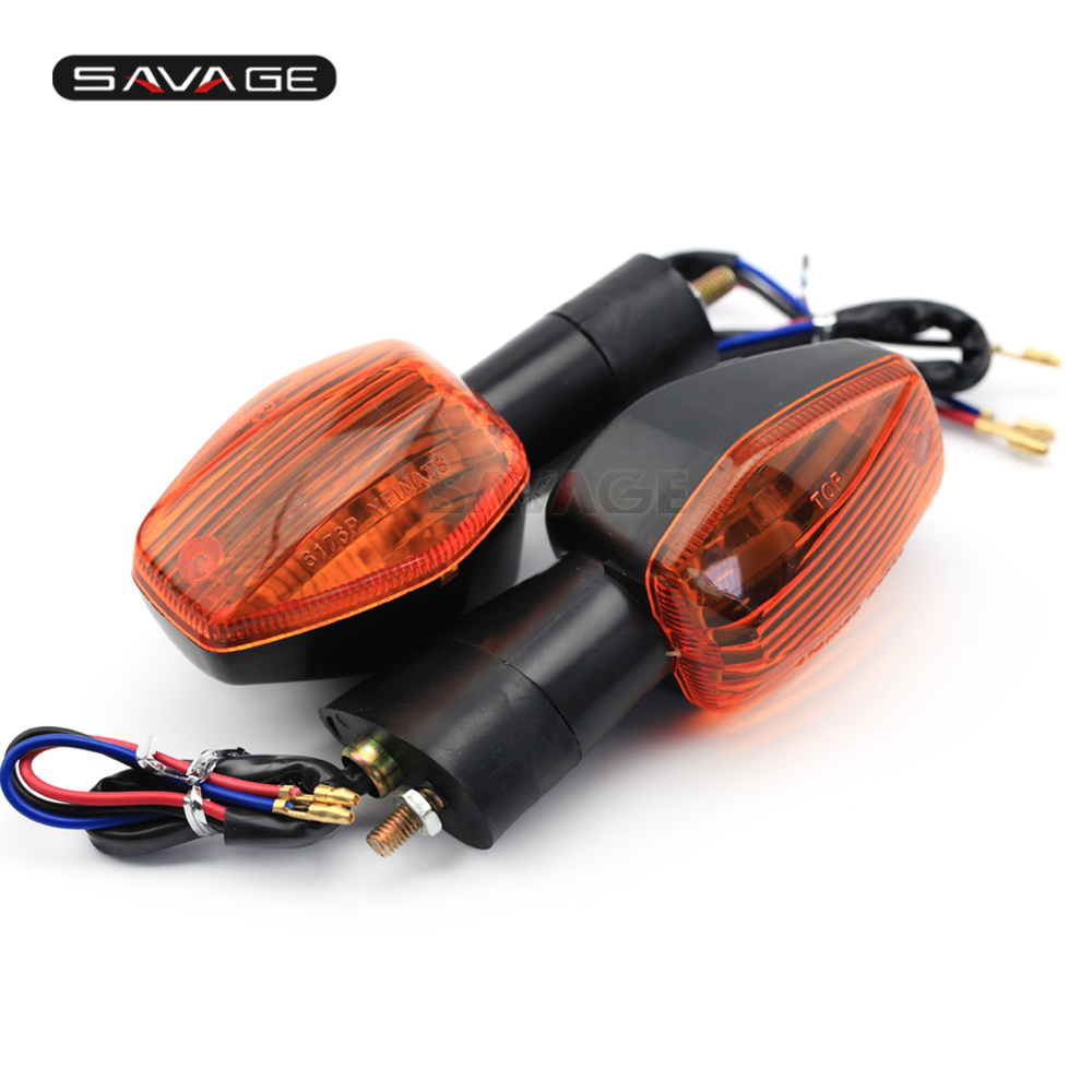 Turn Signal Light For HONDA VTR 250 XL700V CBF 600N VTR 1000F Motorcycle Accessories Indicator Lamp Flashing Bulb Motos