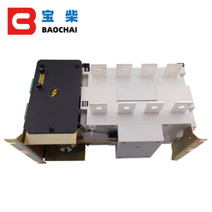 Image 5 - Aisikai 400A 4P ATS Genset автоматический переключатель дизельного генератора, двойной регулятор переключения мощности для деталей генератора