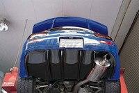 Acessórios do carro De Fibra De Carbono Está Velho Estilo Difusor Traseiro Fit For 1992 1997 RX7 FD3S Difusor Traseiro rear diffuser carbon fiber diffuser car rear diffuser -