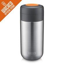 Wacaco Nanovessel,3 in 1 vakum yalıtımlı matara bardak, çay demlik ve su deposu. Termos bardak aksesuarı Nanopresso makinesi.