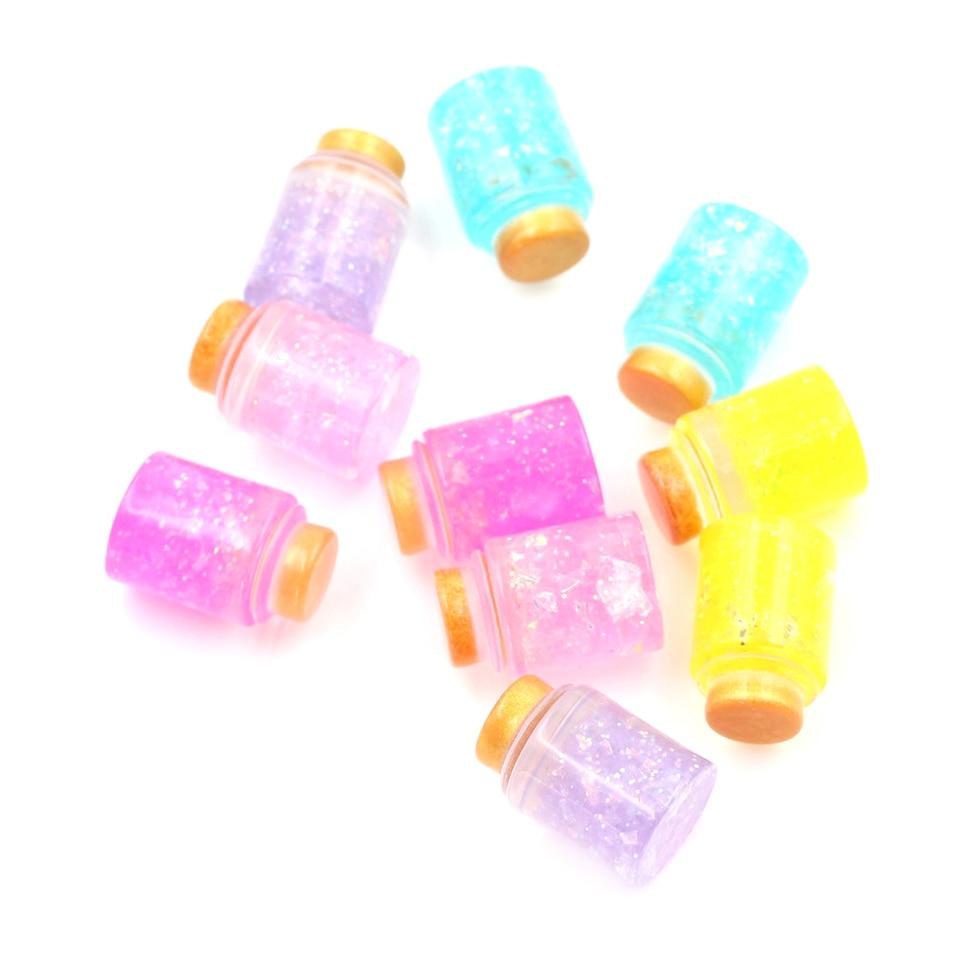 5 Pcs 1:12 Dollhouse miniature honey pot sugar can TnYYY