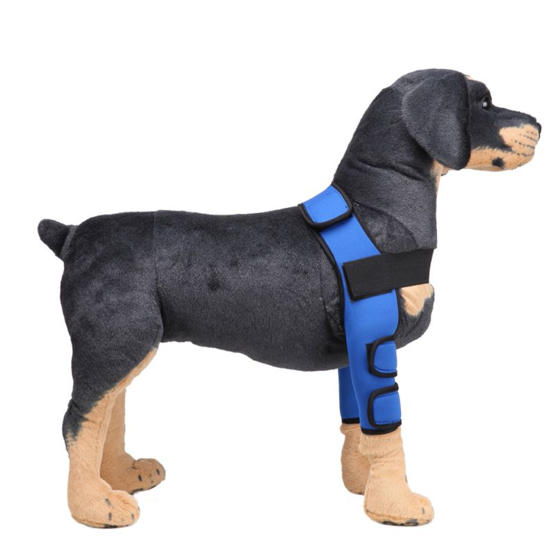 Dog Accessories Dog Elbow Protector Pads Leg Knee Protection Pad Protect Pad For Preventing Injury Help Wound Healing Supplies