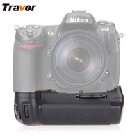 Travor Vertical BatteryGrip Holder For Nikon D300 D300S D700 DSLR Camera Replacement MB D10 Work With