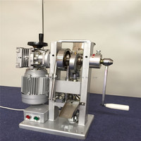 THDP 3 Single punch tablet press machine/tablet pressing machine both motor driven and handle manual/mini pill maker