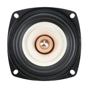 Image 2 - GHXAMP 3 pouces gamme complète haut parleur 4ohm 15W Hifi basse profonde Tweeter mi basse haut parleur Bluetooth haut parleur bricolage 2 pièces