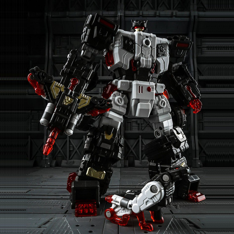 (In STOCK) Toys TF TFC Hades H-03 Cerberus