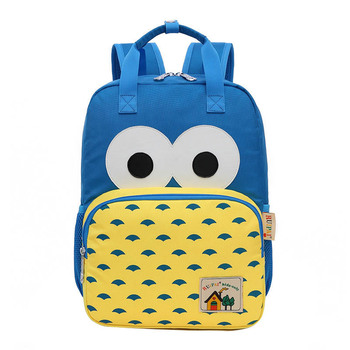 NEW Kids Baby Backpack Cute Cartoon School Bags Orthopedic Waterproof Children Primary School for Girls Boys Durable Backpack цена 2017