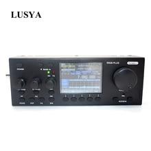 Lusya 10 Вт HF SDR трансивер RX: 1,8-30 МГц TX: все ветчины HF полосы SSB (J3E), CW, AM (только RX) FM, FREE-DV R928