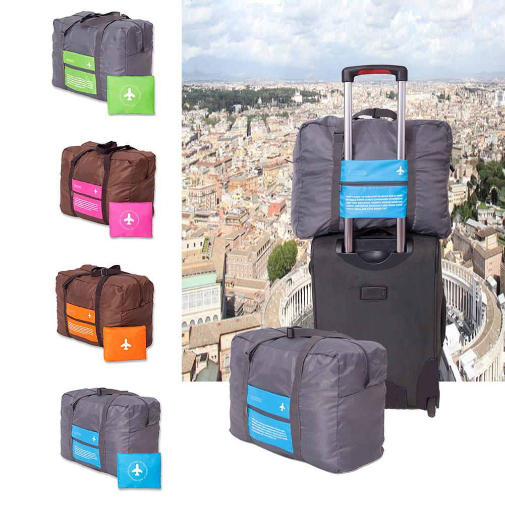 Foldable Travel Camping Lightweight Large Capacity Portable Luggage Bag