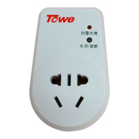 TOWE AP 1011S Professional Surge Protection Socket Converter Surge Protection 10kA
