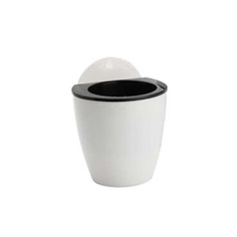 Самополивочный подвесной горшок для растений настенный садовый горшок - Цвет: S