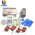 Электронный RFID дверной замок для ворот/умный электрический ударный замок магнитный индукционный дверной вход система контроля доступа y 15 ...