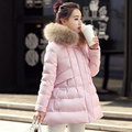 New 2017 Winter Coats Women Jackets 90% White Duck Down Overcoat Large Natural Raccoon Fur Collar Thick Ladies Duck Down Parkas