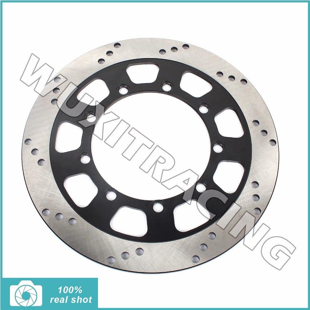 280mm FRONT Brake Discs Rotor For KAWASAKI KL 650 KLR 650 bikingboy front rear brake discs rotors new full set for honda nx dominator 650 88 89 90 91 92 xr l 650 93 12