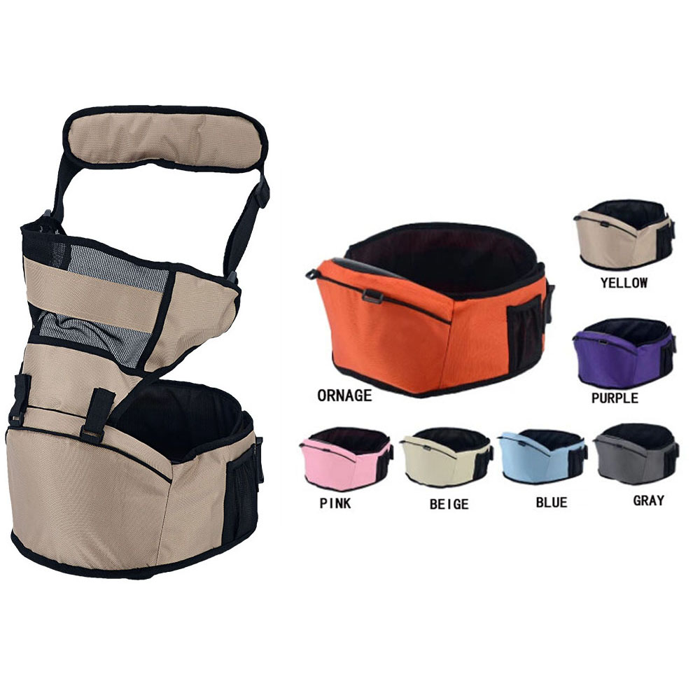 Multifunctional Front And Back Ergonomic Baby Carrier,Ergonomic Design Waist Strap Stool,baby Seat