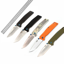 Ganzo FB7601 Top Military Folding knife 440C Blade G10 Handle Hunting Camping Survival Tactical Utility EDC knives Firebird Tool